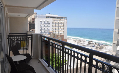 Flat Residencial Para Locação, Ipanema, Rio De Janeiro - Fl0143. - Fl0143