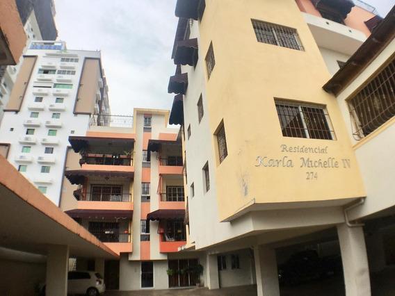Apartamento En Alquiler En Alma Rosa.