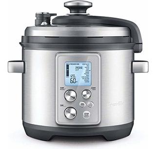 Breville Fast Slow Pro Pressure & Cooker Bpr700bss