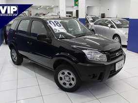 Ford Ecosport 1.6 Xl 8v Flex 4p Manual 2008/2008