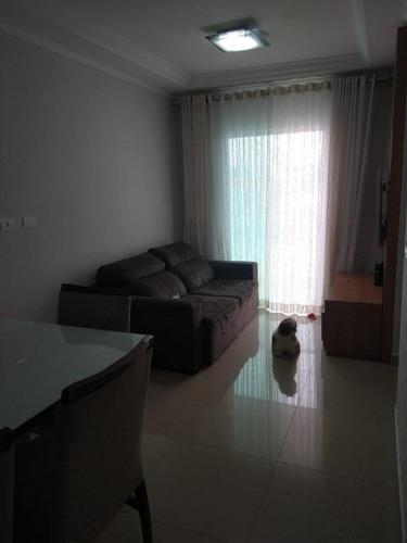 Cobertura Com 2 Dormitórios À Venda, 150 M² - Independência - São Bernardo Do Campo/sp - Co2793