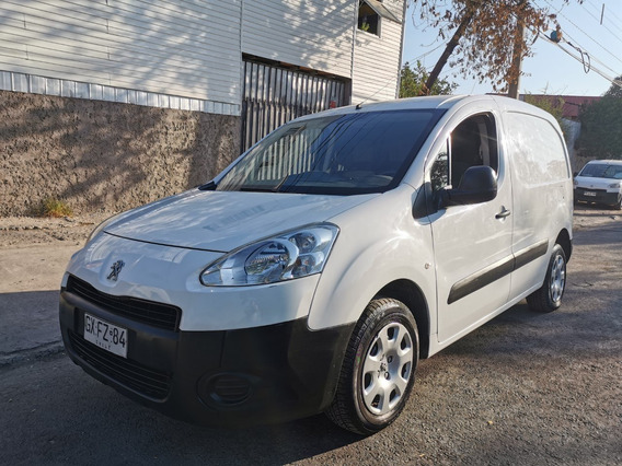 Peugeot Partner 2015 Full Petrolero