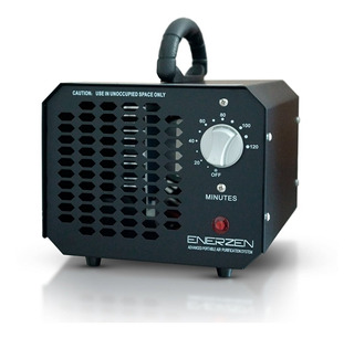 Purificador Generador Ozono Comercial 6000mg Desinfecta Olor