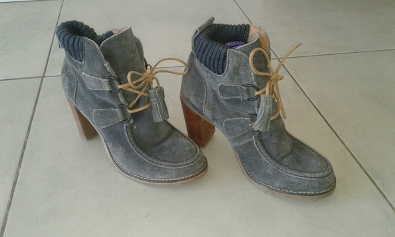 Botas Talle 38 Mujer