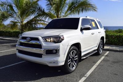 Toyota 4runner Limited 2014 3 Filas De Asientos