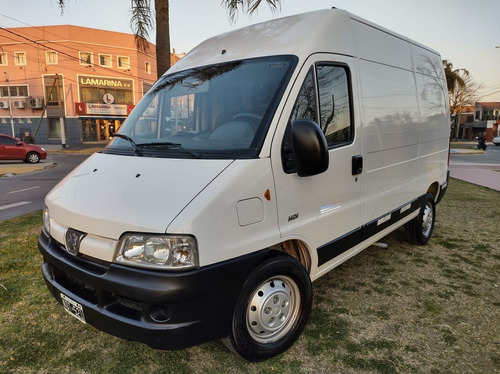 Fiat Ducato Larga Y Alta Impecable