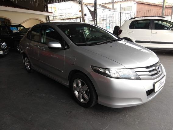 Honda City Dx Aut. 1.5 2012 Prata