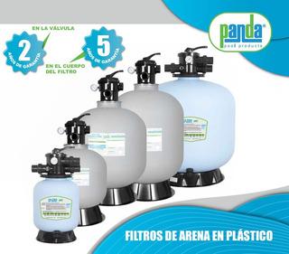 Filtro De Arena Para Alberca 19¨pulgadas Plastico Reforzado