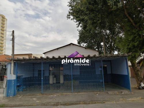 Casa À Venda, 123 M² Por R$ 370.000,00 - Conjunto Residencial Trinta E Um De Março - São José Dos Campos/sp - Ca4749