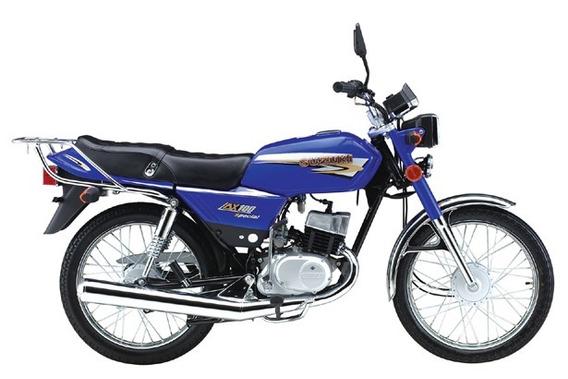 Suzuki Ax 100 0km Entrega Inmediata Dbm Motos