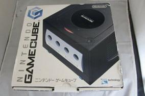 Game Cube Preto C/ Caixa Completo !