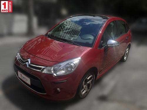 Citroën C3 Excl. 1.6 Vti Flex Start 16v 5p Mec.
