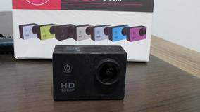 Câmera Sjcam Sj4000 + Acessórios + Micro Sd 32 Gb Classe 10