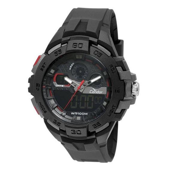 Relógio Condor Multifunção Co1154cr/8p