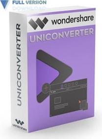 Wondershare Uniconverter 10.0.5 - Atualizado - 2019