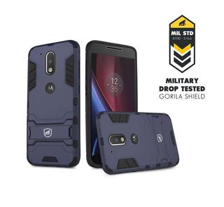 Capinha Armor Para Motorola Moto G4 Plus - Gorila Shield