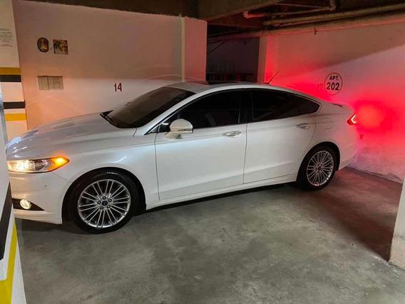 Ford Fusion 2016 2.0 Gtdi Titanium Awd Aut. 4p