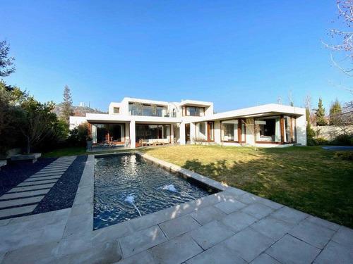 Imagen 1 de 21 de Espectacular Casa Mediterranea En Condominio