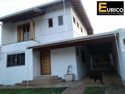 Casa À Venda No Bairro Jardim Bom Retiro Em Valinhos - Ca01005 - 32826454