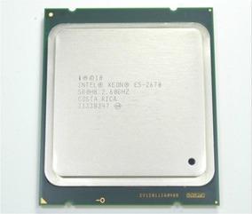 Processador Lga2011 X79 Intel Xeon E5-2670 3.3ghz Turbo