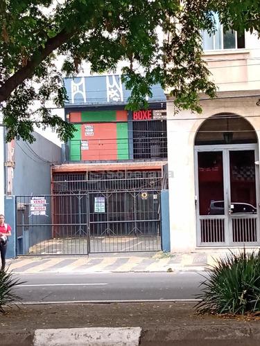 Salão Para Aluguel Em Cambuí - Sl012908