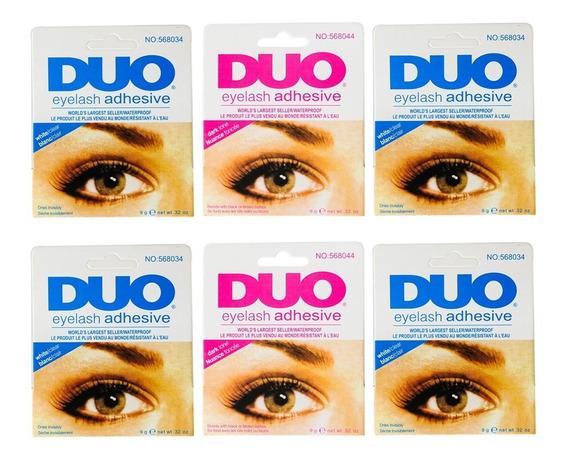 Duo X6 Eyelash Adhesive Pegamento Pestañas Postizas 9gr 634
