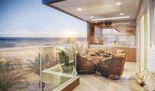 Apartamento Com 2 Dorms, Vila Nossa Senhora Fátima, Mongaguá - R$ 312 Mil, Cod: 7239 - V7239