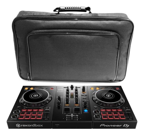 Controladora Pioneer Ddj400 Ddj 400 Envio Imediato Bag