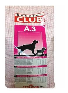 Royal Canin Club A3 Original Sellado