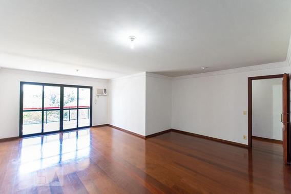 Apartamento No 5º Andar Com 4 Dormitórios E 2 Garagens - Id: 892974901 - 274901