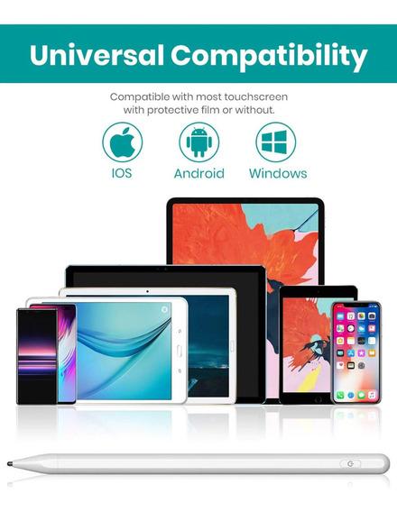 Caneta Sytulus Universal Android/ios/windows Branca