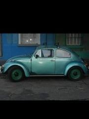 Volkswagen Fusca 63 Fusca