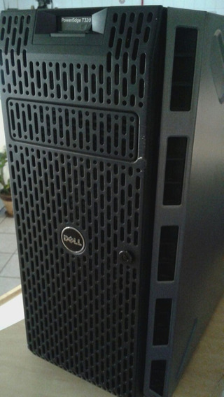 Servidor Dell Poweredge T320 Intel E5-2403 Hd 16tb 32gb Ram