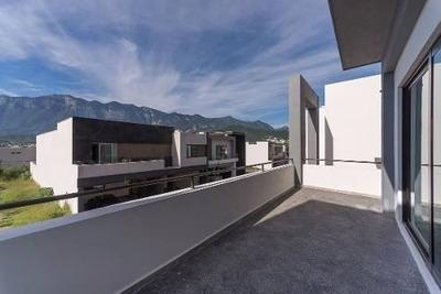 Casa En Venta En Carretera Nacional Monterrey, La Joya Resid
