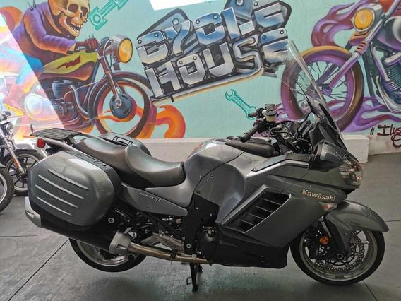 Kawasaki Concours 1400 Abs 2008 Titulo Limpio Checala!!!