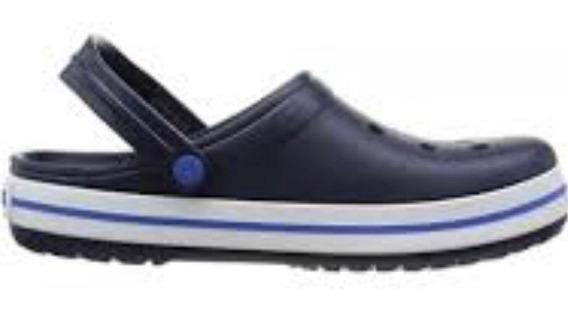 Crocband Sandalia Crocs Original Navy White 11016462