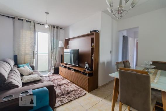 Apartamento No 3º Andar Mobiliado Com 3 Dormitórios E 1 Garagem - Id: 892933163 - 233163