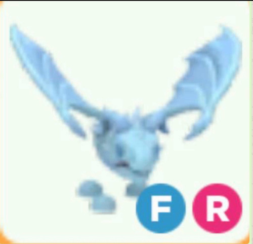 Adoptme Frost Dragon Fr -  Roblox
