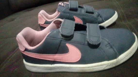 Tenis Nike Infantil Court Royale Meninas