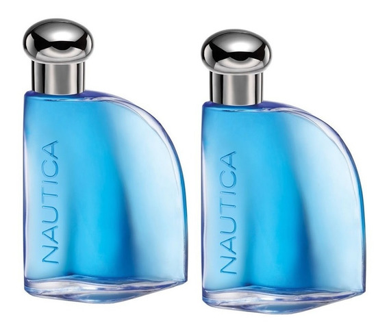 Paquete 2x1 Nautica Blue 100 Ml De Nautica