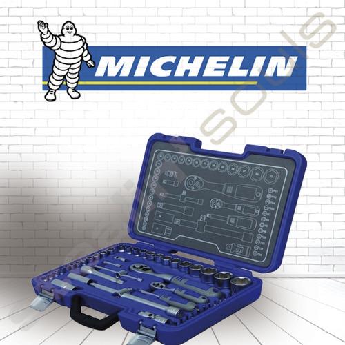 Michelin   Set   Tubos & Accesorios   Encastre 1/4   50 Piez