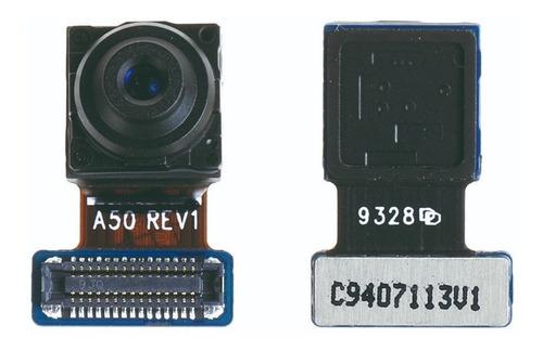 Imagen 1 de 7 de Camara Frontal Compat. C/ Samsung A50 Cld. Original