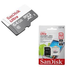 Kit 2 Cartão De Memória 32gb E 64 Gb Classe 10 Ultra Oferta