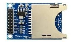 Modulo Sd Arduino Pic Avr Arm 8051 Lee Y Escribe Fat16
