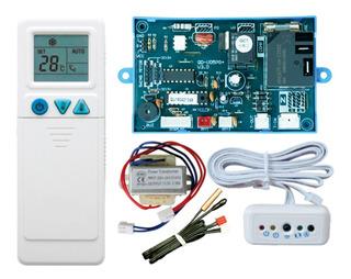 Plaqueta Control Remoto Qd-u05pg+ Aire Split Cooltech