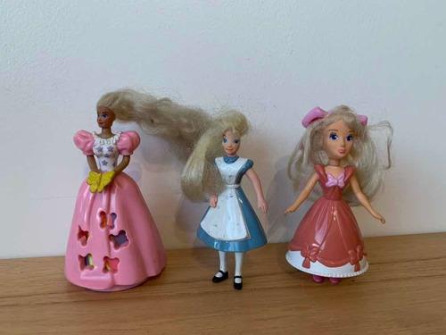 Colección Princesas Mc Donalds Años 90 Precio X C/u