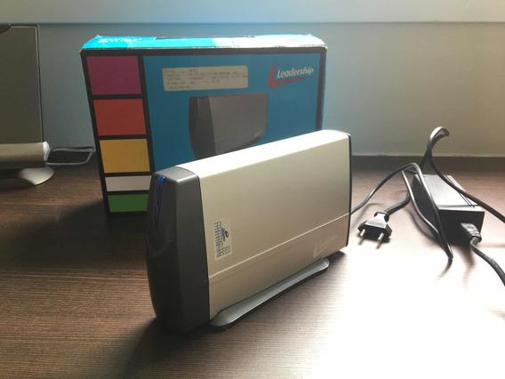Hd Externo 250gb Fujitsu 4200rpm Com Case Externo Usb