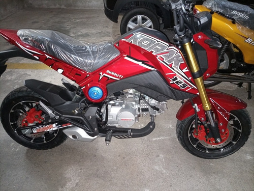Maruti,2021 Korak 125cc,caja 4ta