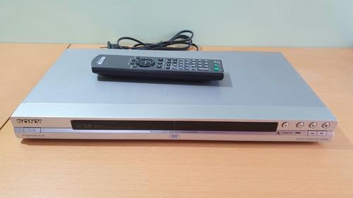 Dvd Sony Con Control Funciona