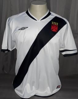 Camisa Vasco Umbro Branca